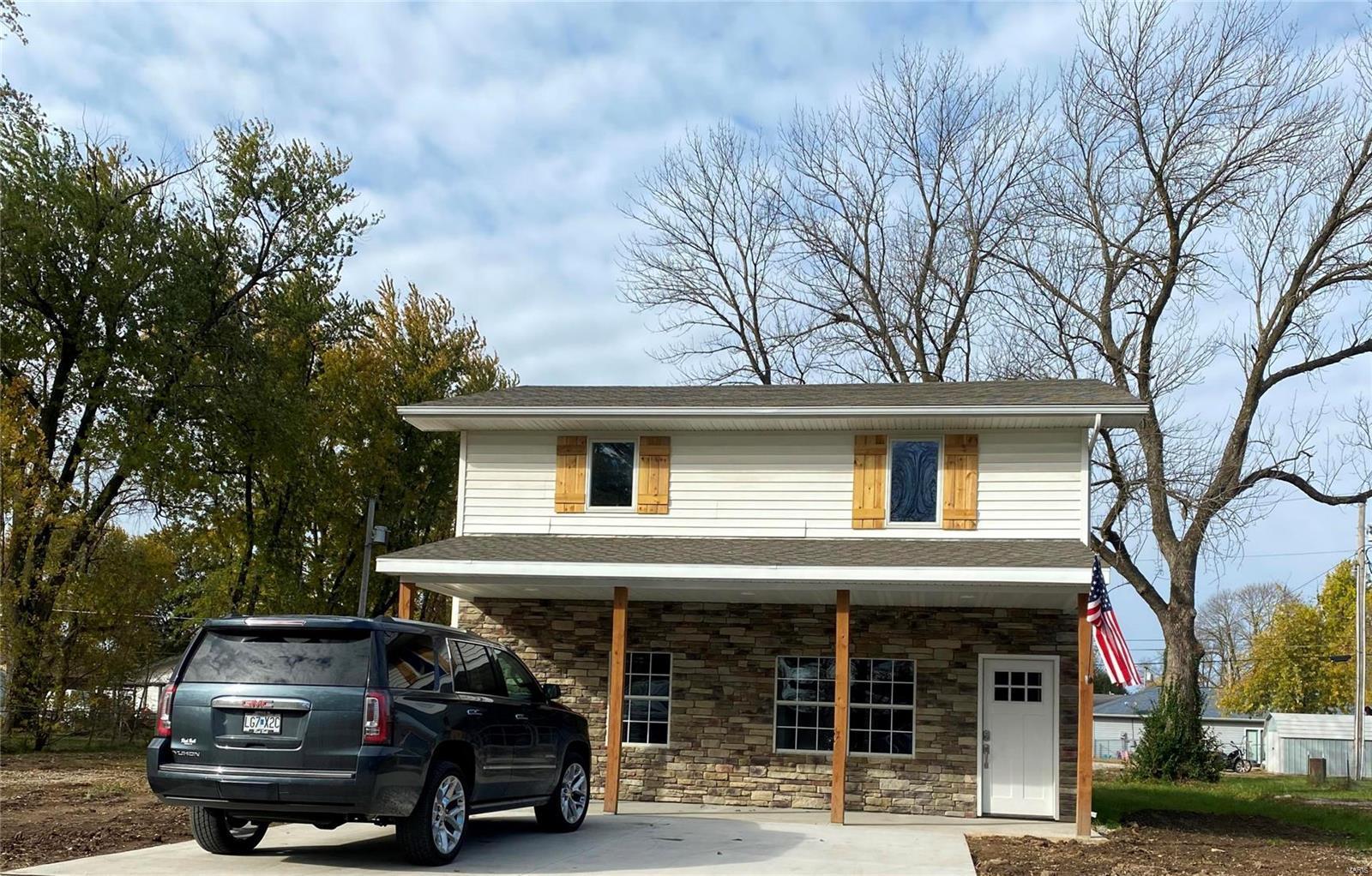 715 S Allen Property Photo - Centralia, MO real estate listing
