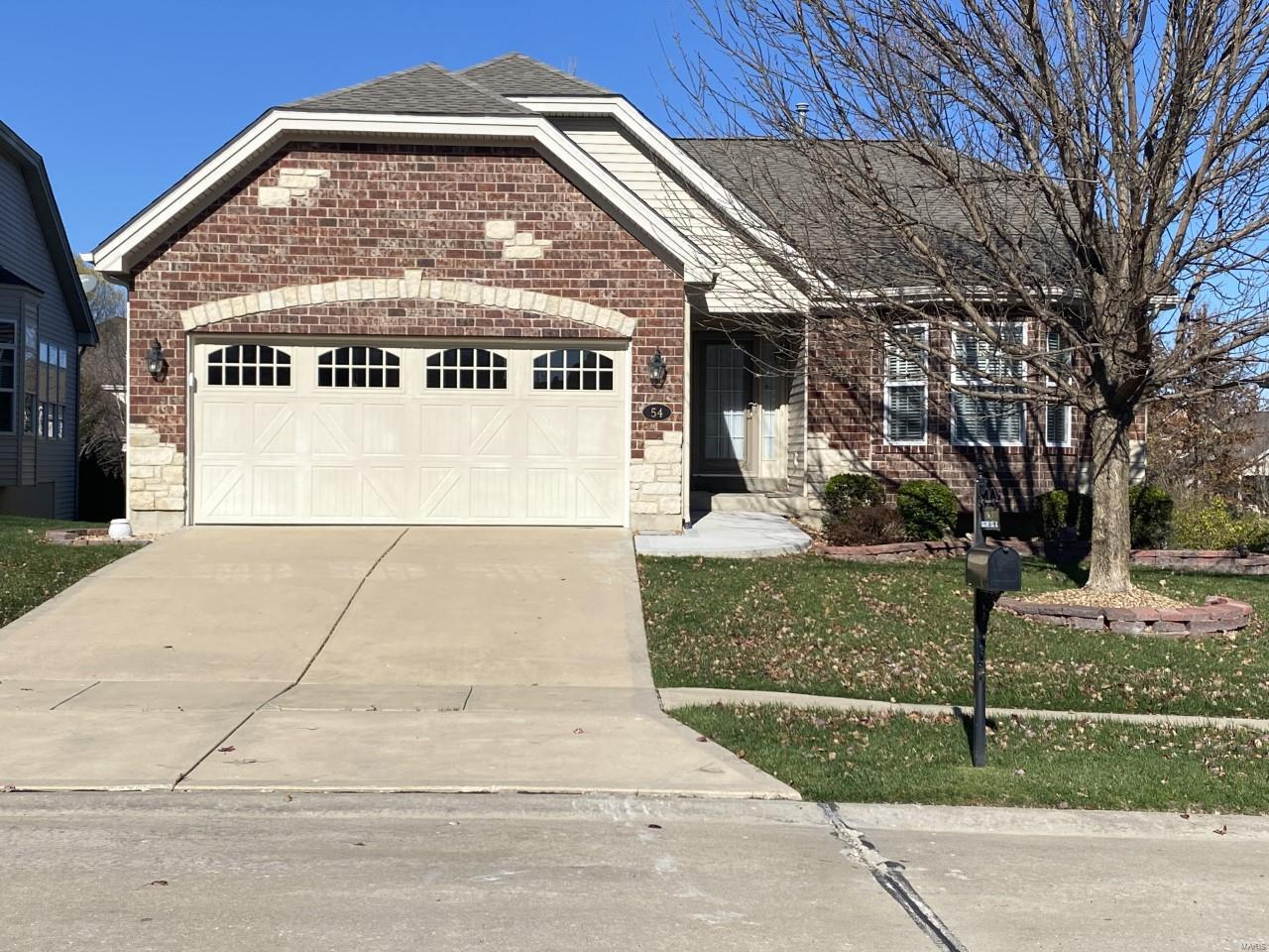54 Burgundy Place Drive Property Photo - Dardenne Prairie, MO real estate listing