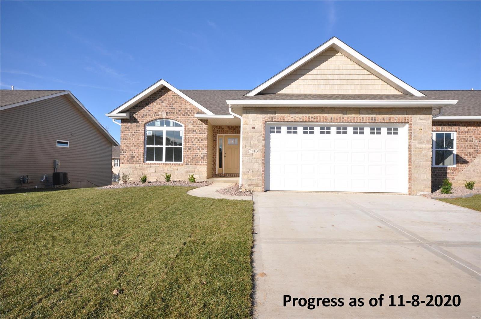7113 Remington Villa Drive Property Photo - Maryville, IL real estate listing