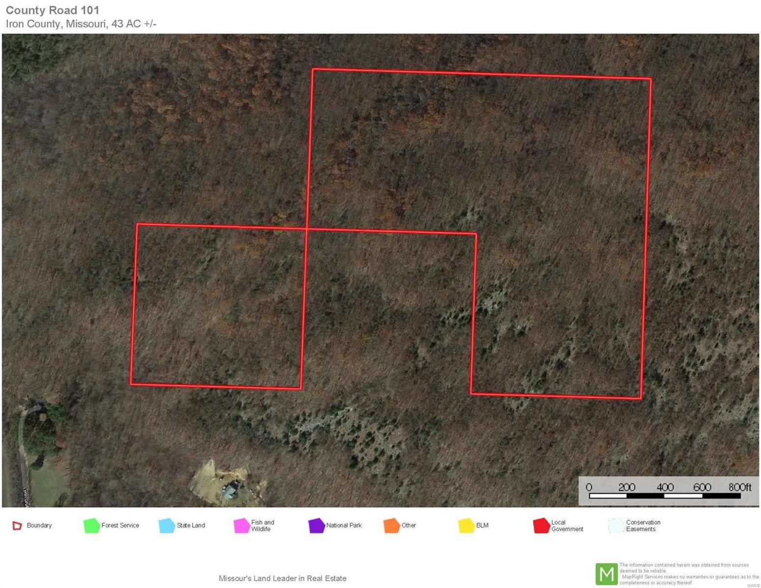 0 County Road 101 Property Photo - Ironton, MO real estate listing