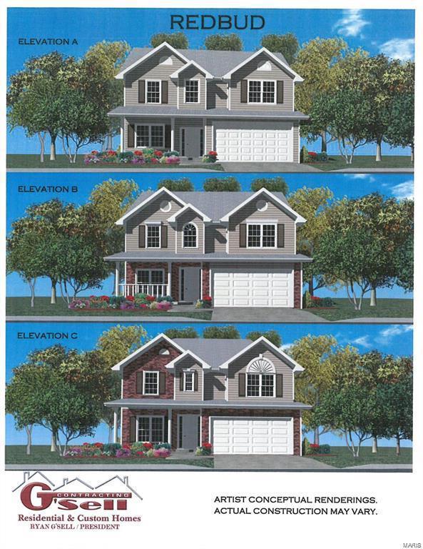 1811 Sunset Ridge (LOT 36) Property Photo - Festus, MO real estate listing