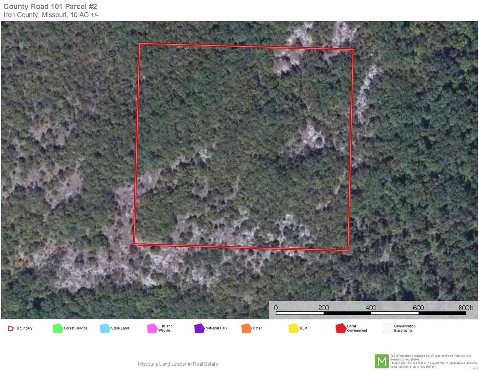 0 County Rd 101 Property Photo - Ironton, MO real estate listing