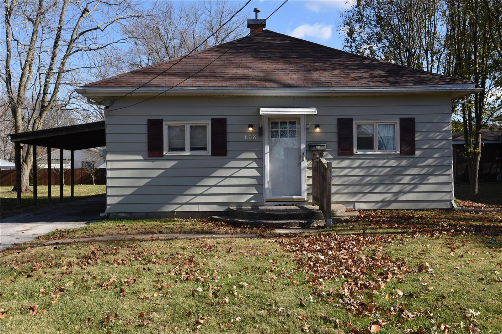 808 N Franklin Property Photo - Staunton, IL real estate listing