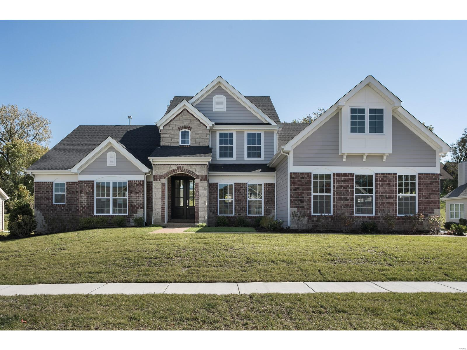 14762 Schoettler Grove Property Photo - Chesterfield, MO real estate listing