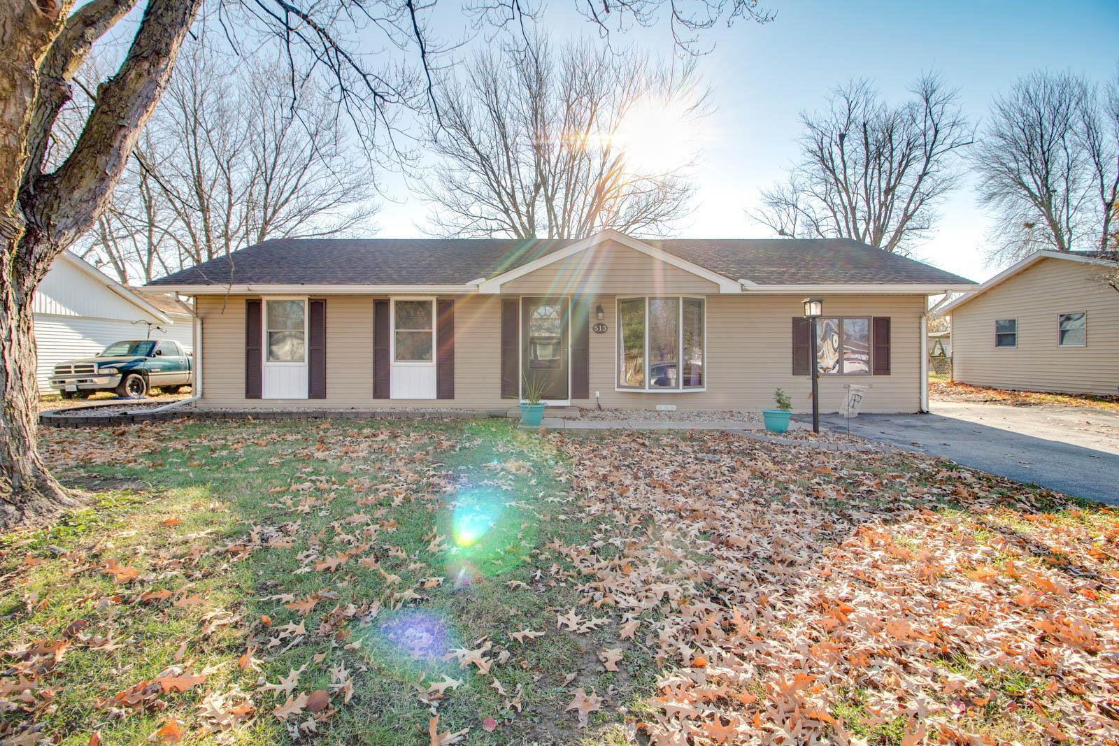 513 Mobile Street Property Photo - Brighton, IL real estate listing