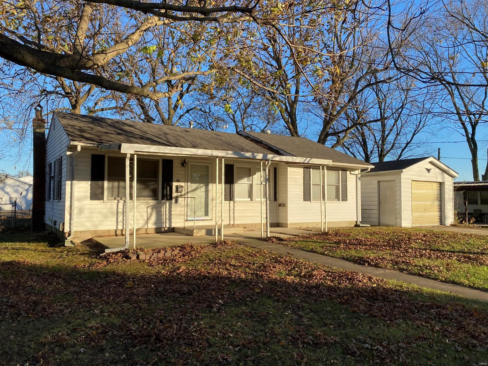 50 S Elm Street Property Photo - Breese, IL real estate listing