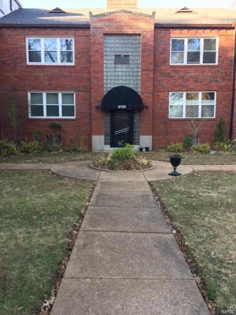 6705 Delor #C-2 Property Photo - St Louis, MO real estate listing