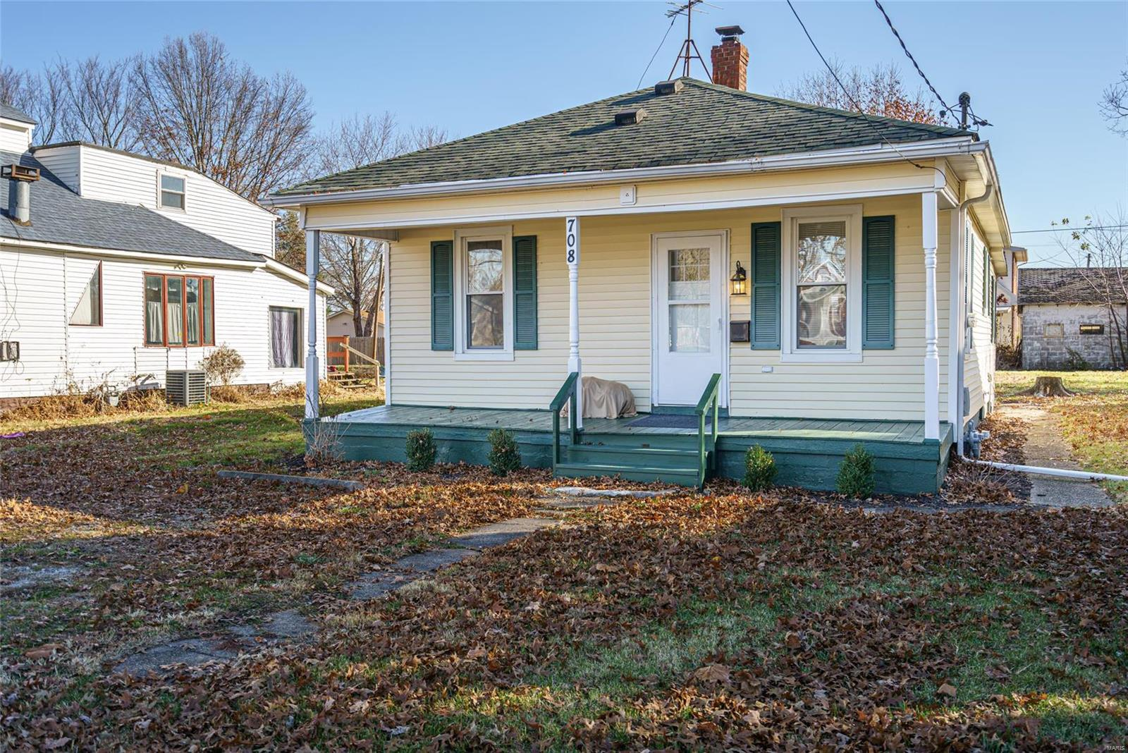 708 N 7th Street Property Photo - Benld, IL real estate listing
