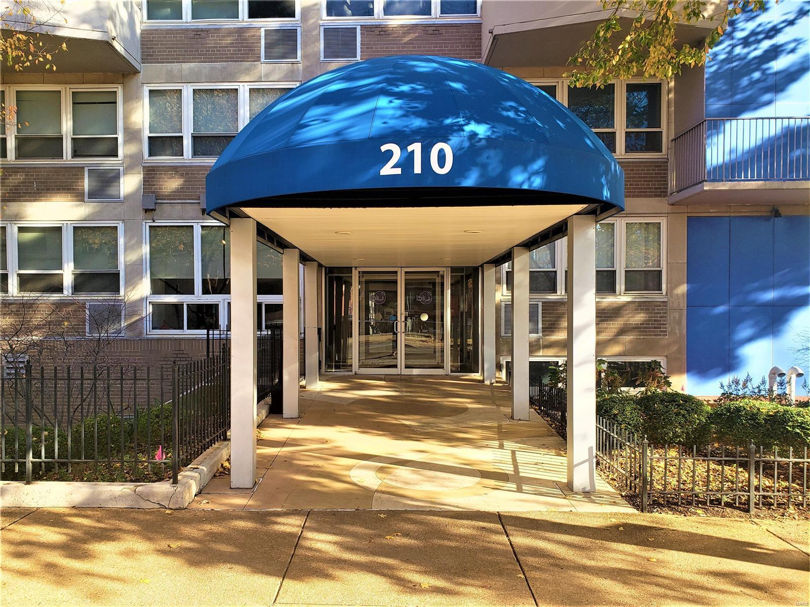 210 N 17th Street #805 Property Photo - St Louis, MO real estate listing