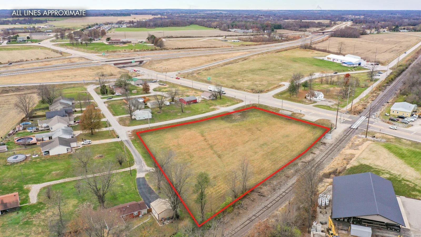 0 Montclair Avenue Property Photo - Godfrey, IL real estate listing