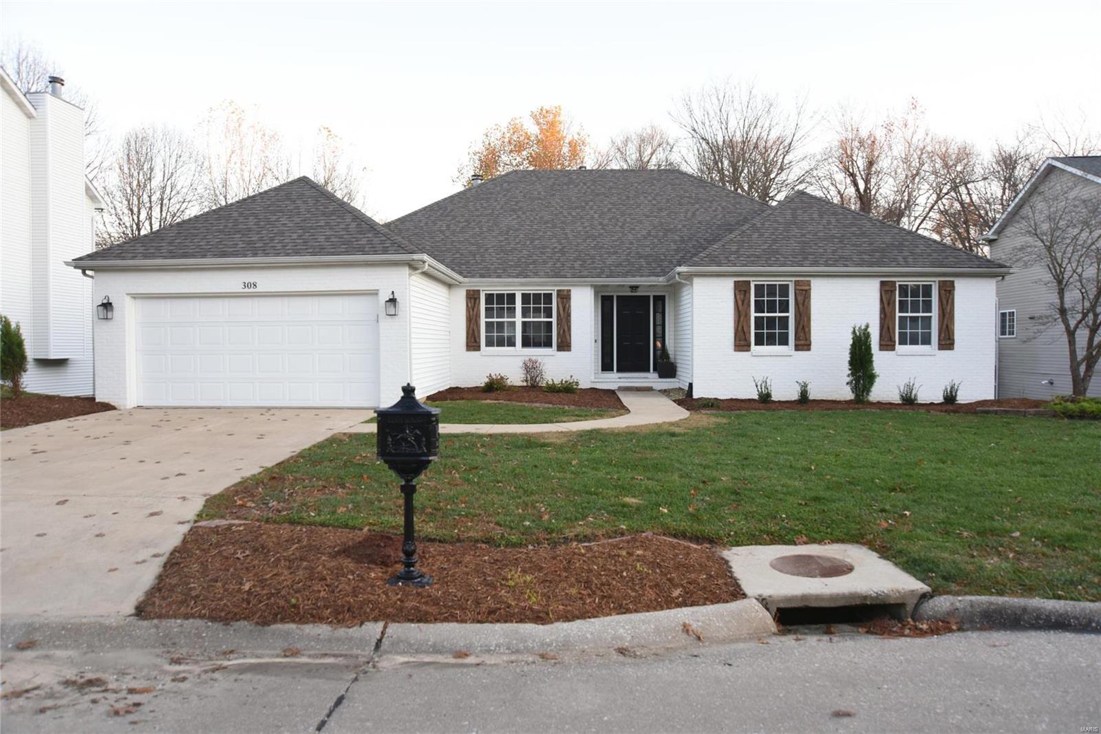 308 Cambridge Drive Property Photo - Glen Carbon, IL real estate listing