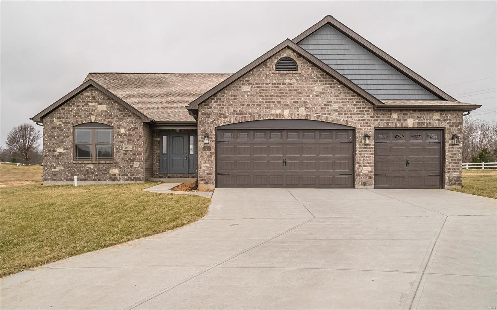 1596 Timberwolf (LOT 112) Property Photo - Festus, MO real estate listing