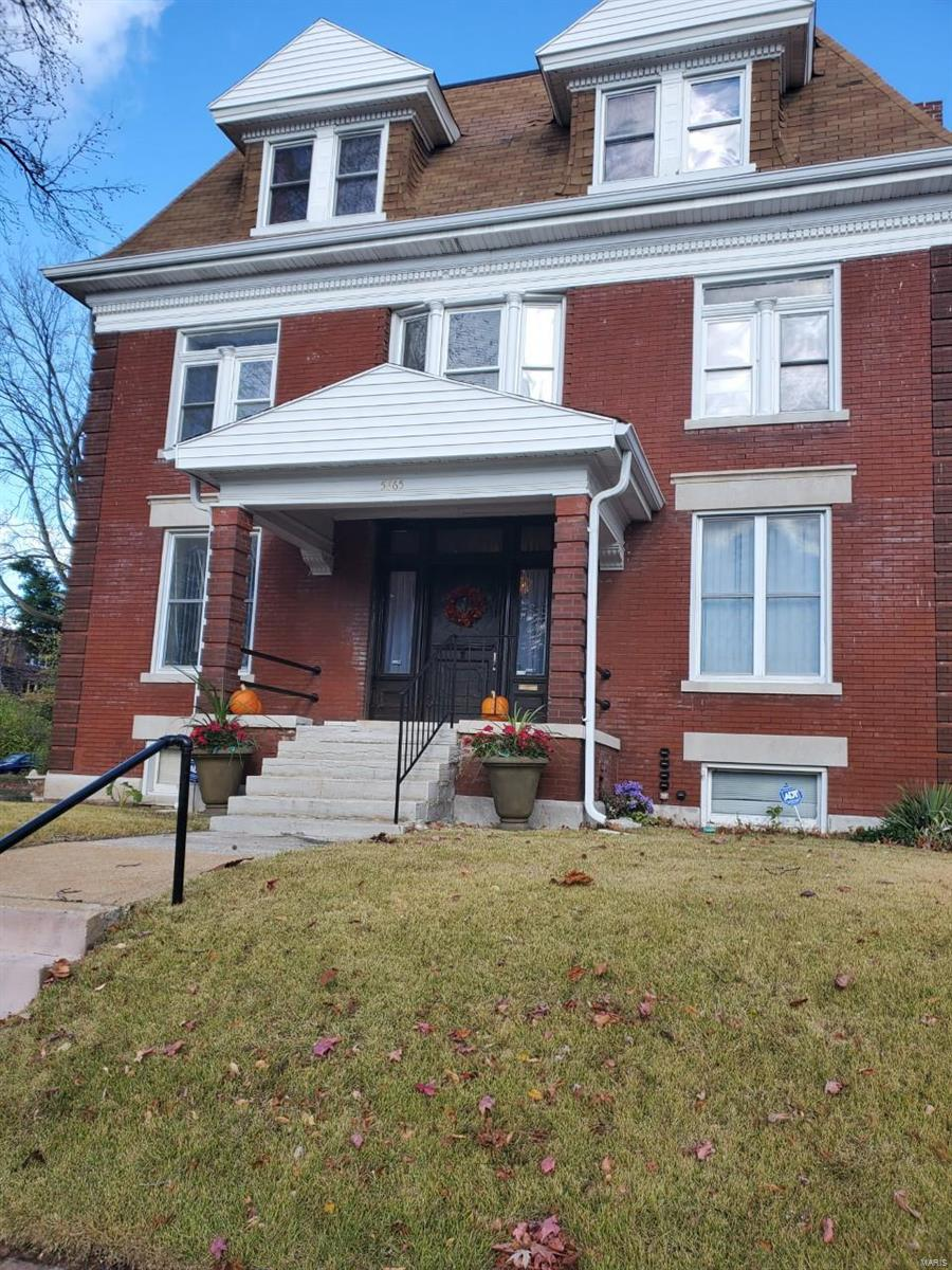 5865 Cates Avenue Property Photo - St Louis, MO real estate listing