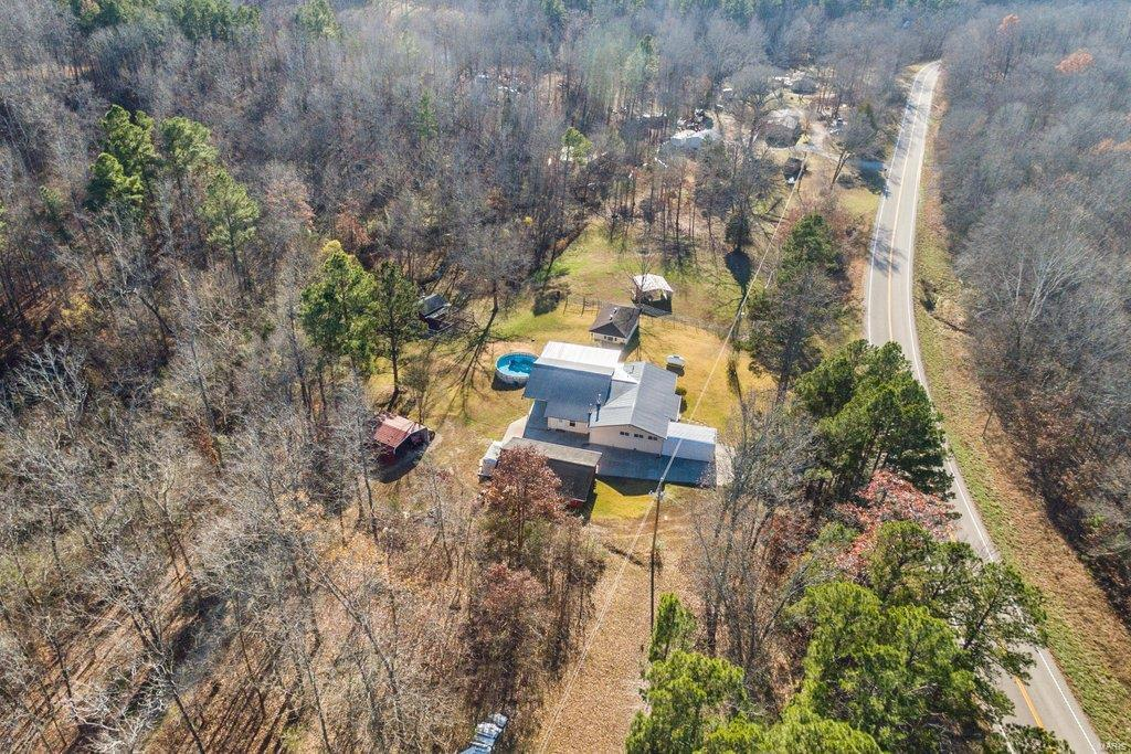 9598 State Highway 51 Property Photo - Sturdivant, MO real estate listing