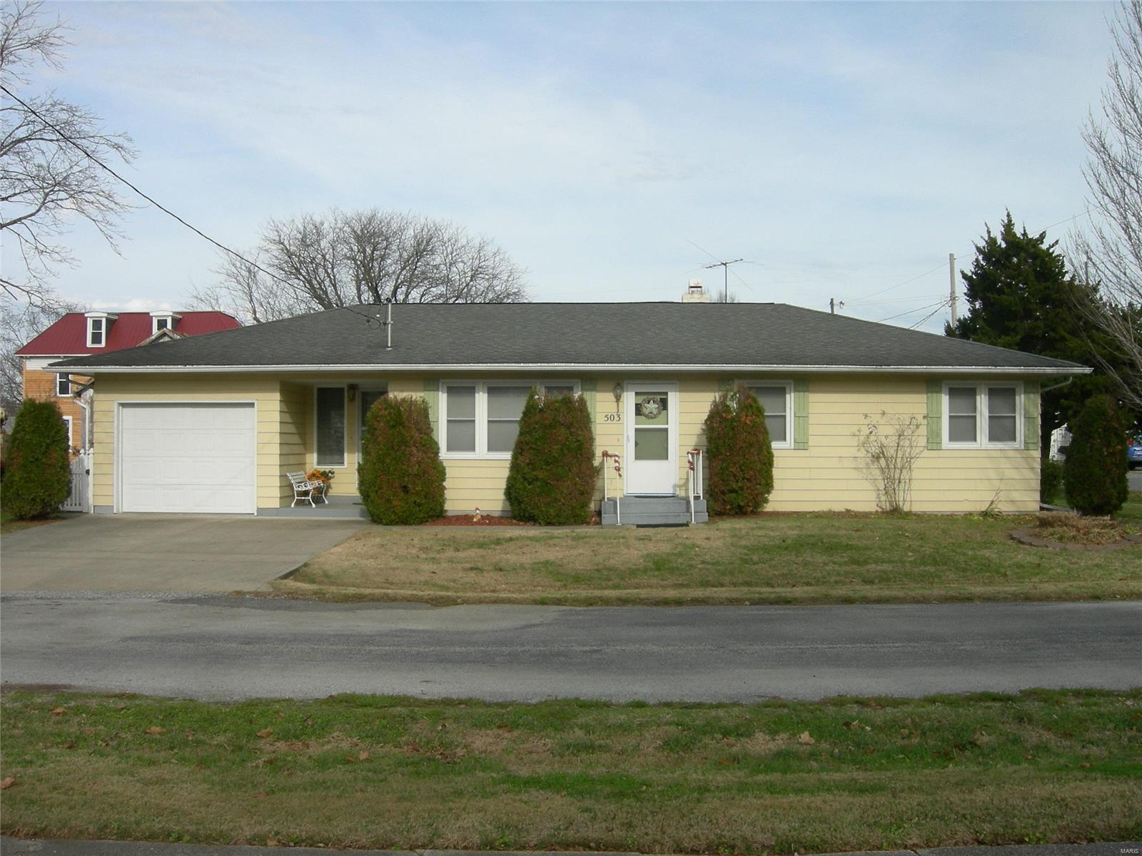 503 Spring Street Property Photo - Evansville, IL real estate listing