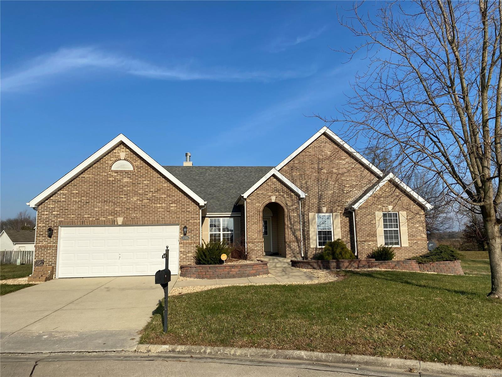 1316 Corliss Court Property Photo - Shiloh, IL real estate listing