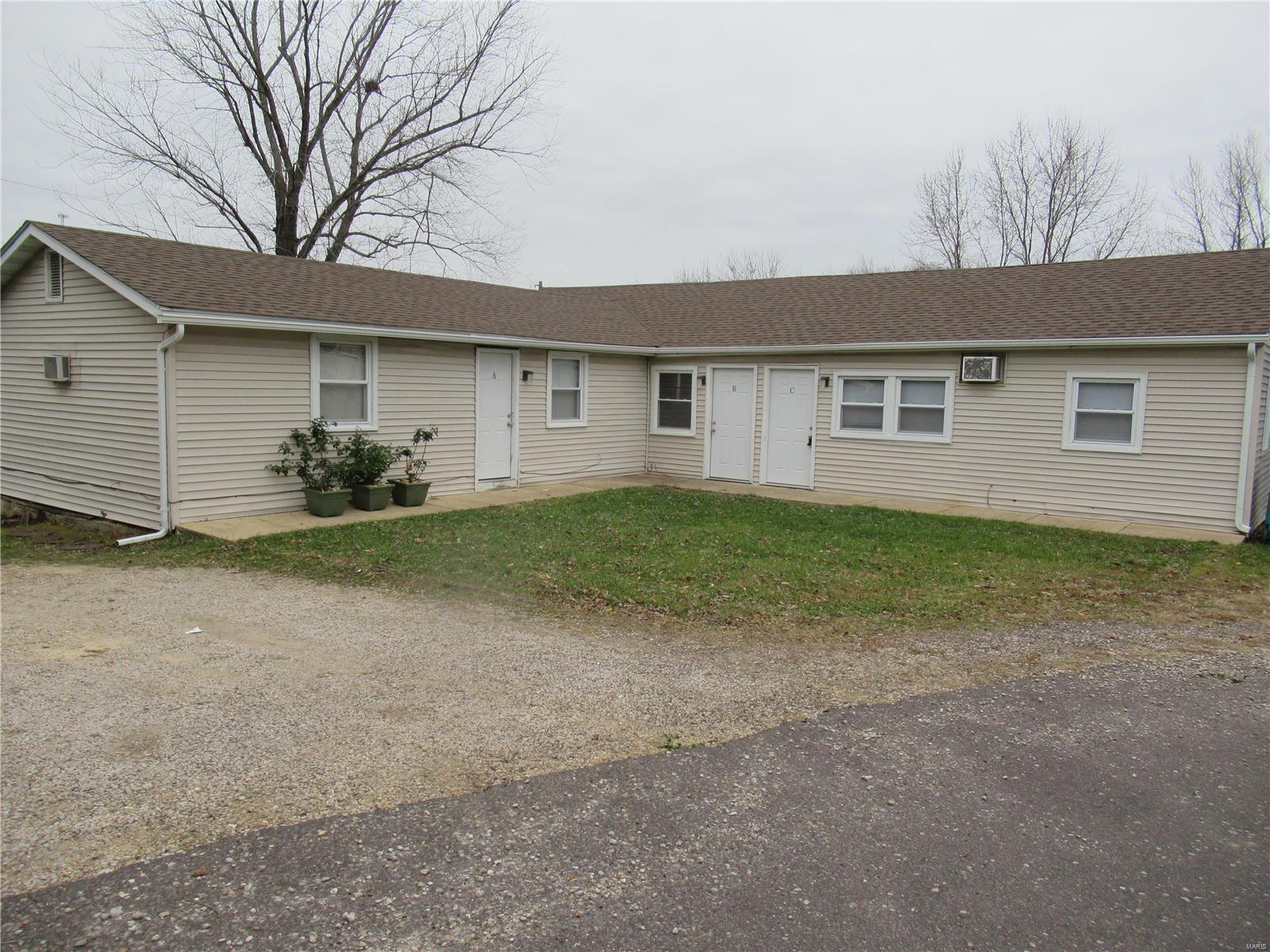 333 Colby Street #A,B,C Property Photo - Bourbon, MO real estate listing