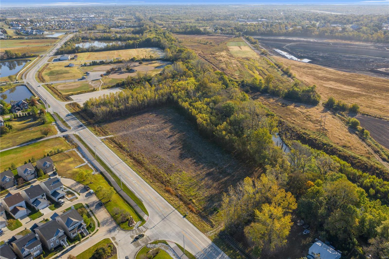 2 Hwy N Property Photo - Cottleville, MO real estate listing