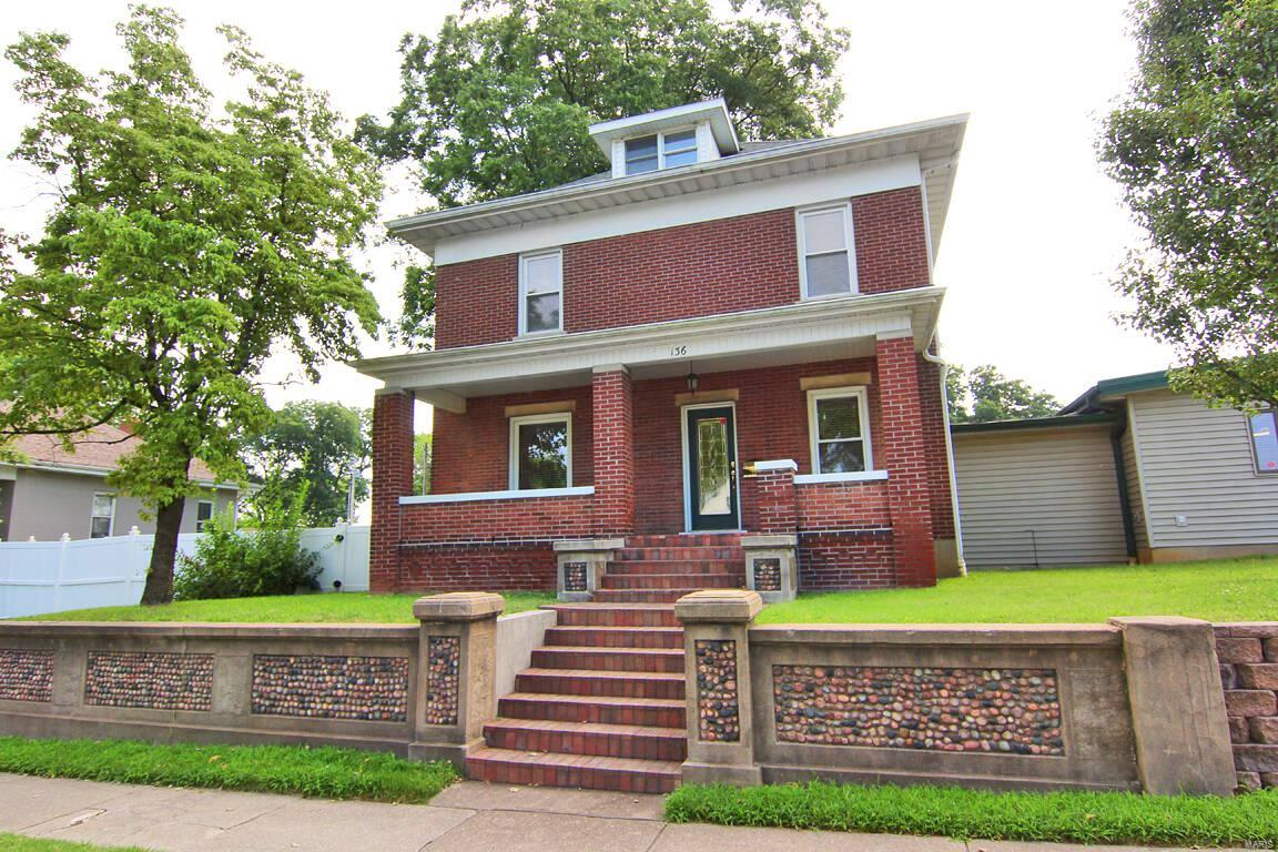 134 S Pacific Street Property Photo - Cape Girardeau, MO real estate listing