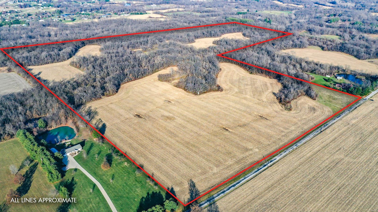 0 Straube Lane Property Photo - Godfrey, IL real estate listing