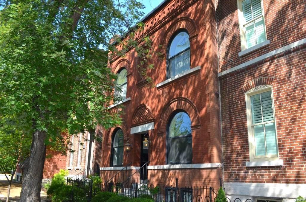 1619 Carroll Street #A Property Photo - St Louis, MO real estate listing