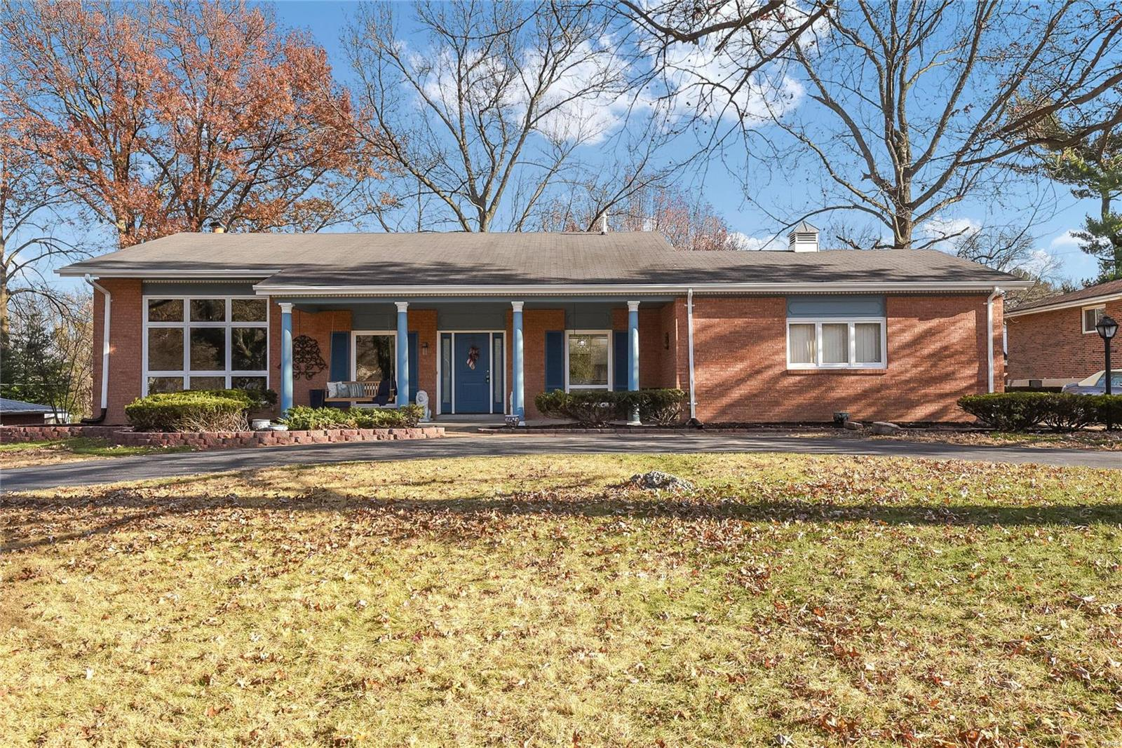 558 Monceau Drive Property Photo - St Louis, MO real estate listing