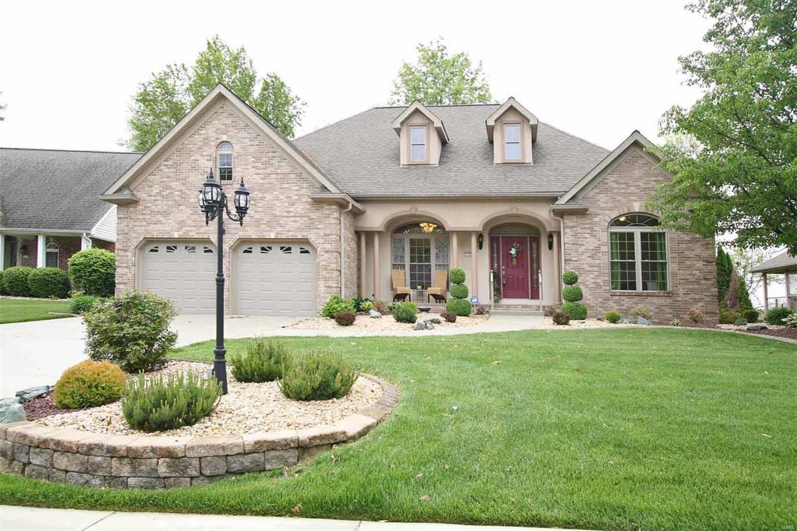 1105 White Oak Trail Property Photo - Godfrey, IL real estate listing