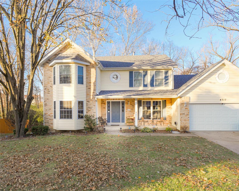 4313 Bielefeld Drive Property Photo - Black Jack, MO real estate listing