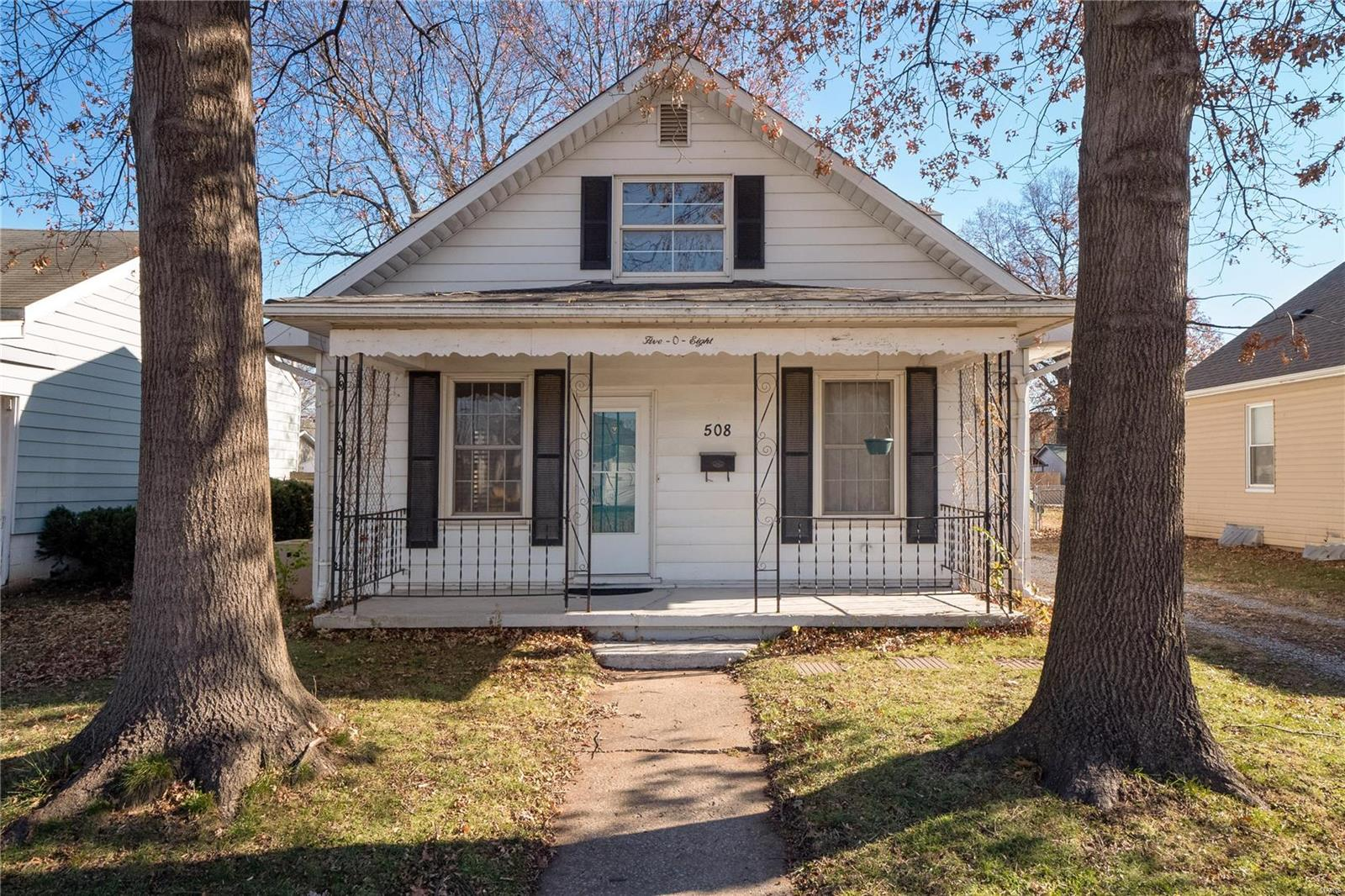 508 N 2nd Street Property Photo - Dupo, IL real estate listing
