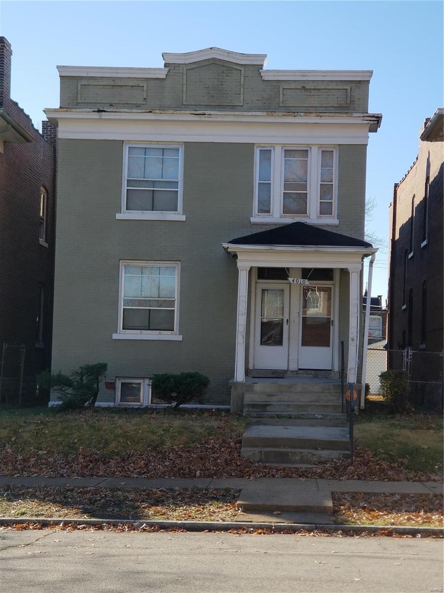 4010 Sullivan Avenue Property Photo - St Louis, MO real estate listing