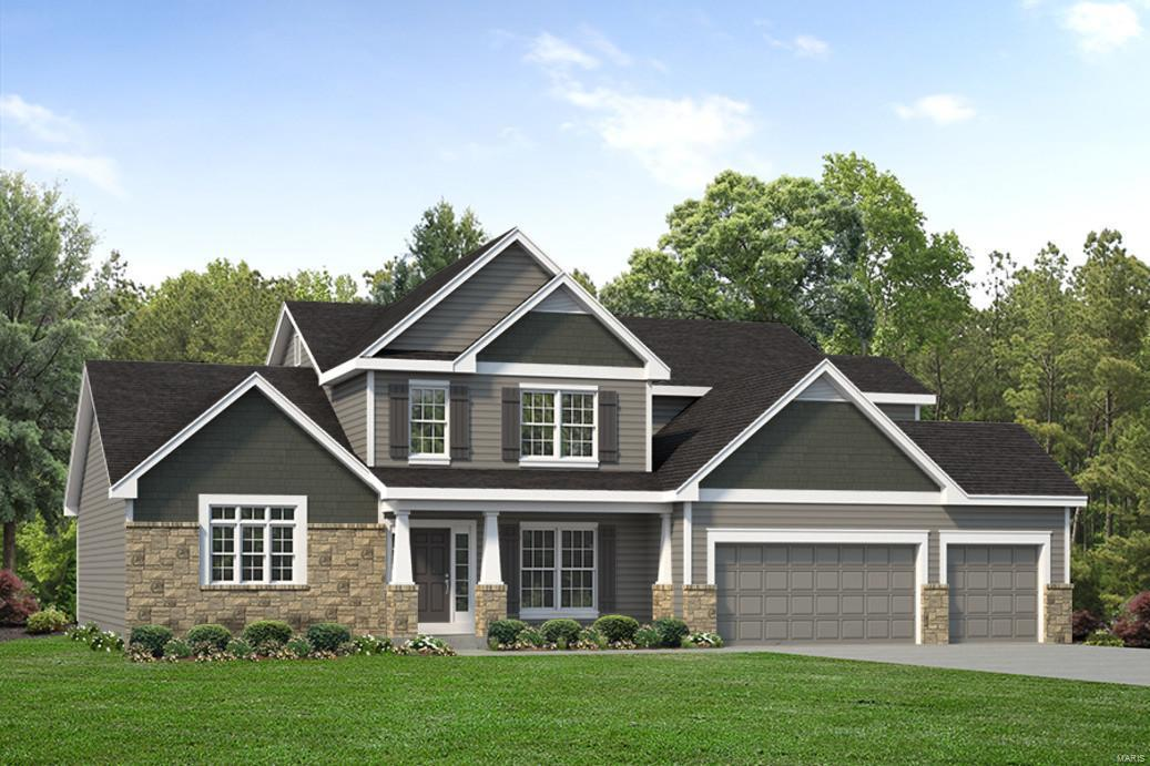 1 Muirfield Clarkson Meadows Property Photo - Ellisville, MO real estate listing
