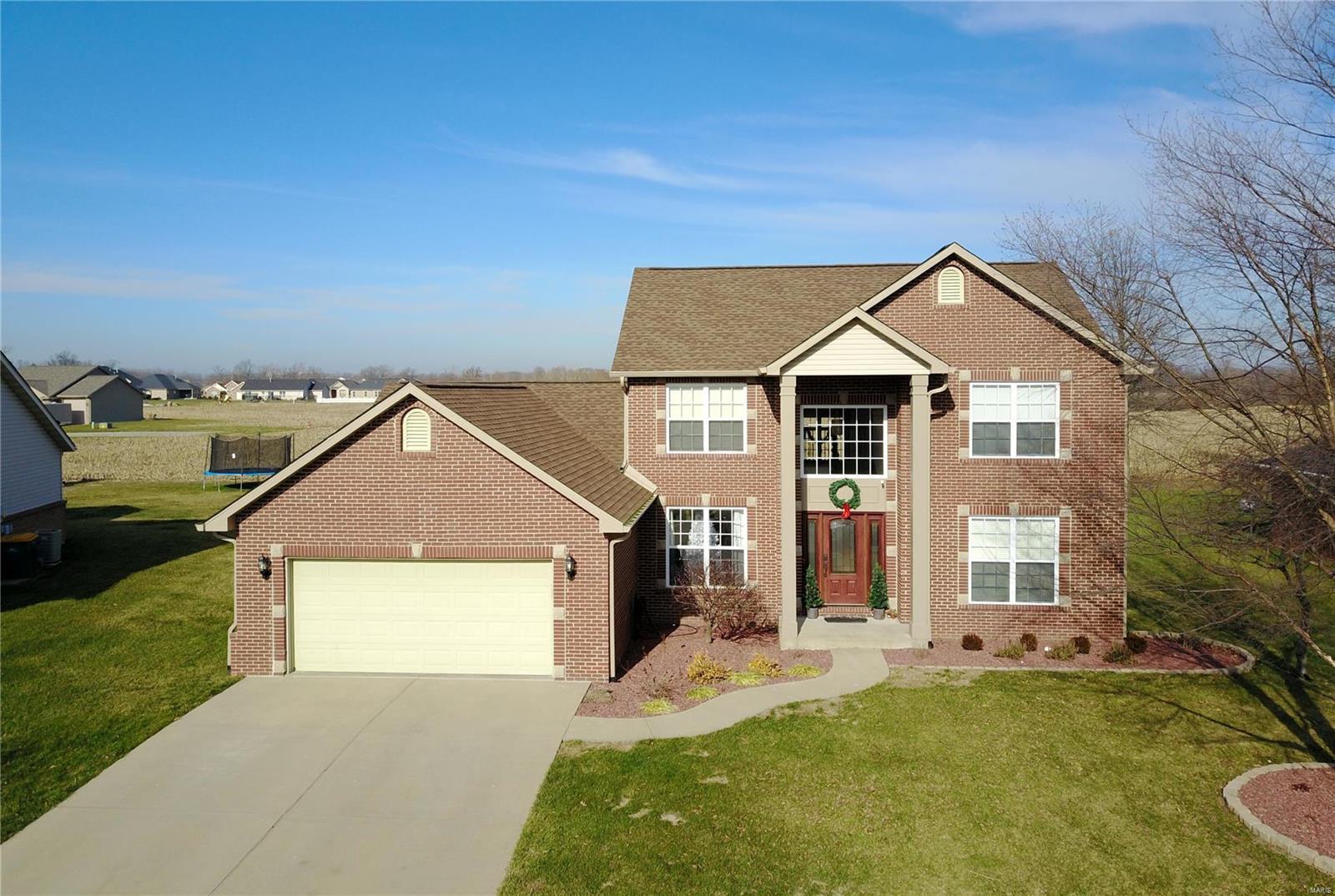 80 Liederkranz Lane Property Photo - Millstadt, IL real estate listing