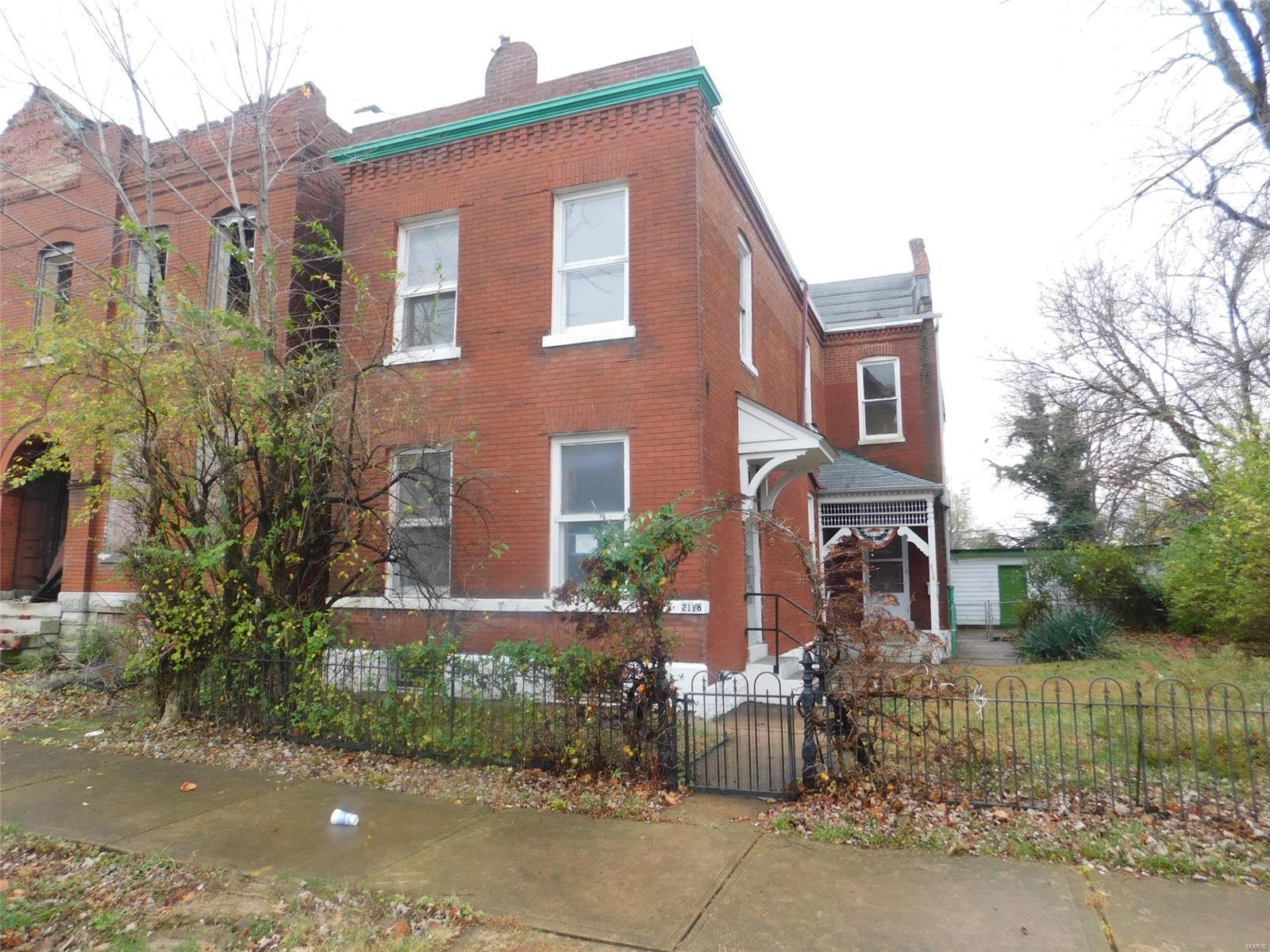 2116 E John Avenue Property Photo - St Louis, MO real estate listing