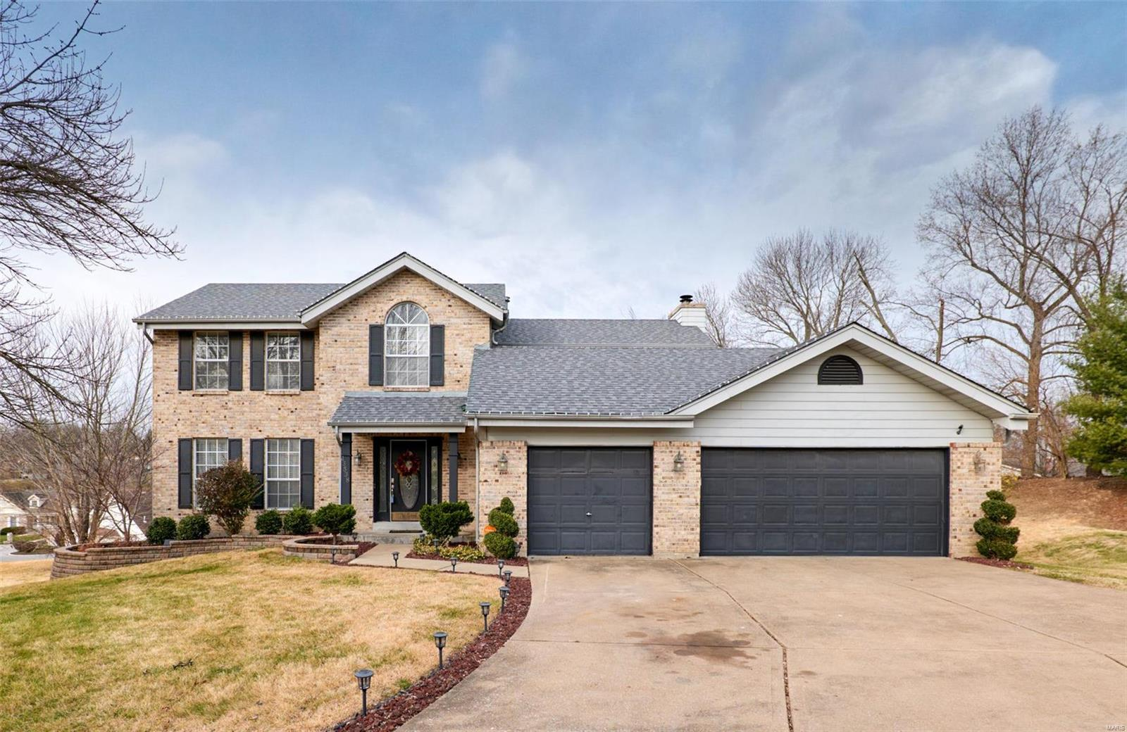 13538 Paddock Ridge Court Property Photo - Black Jack, MO real estate listing