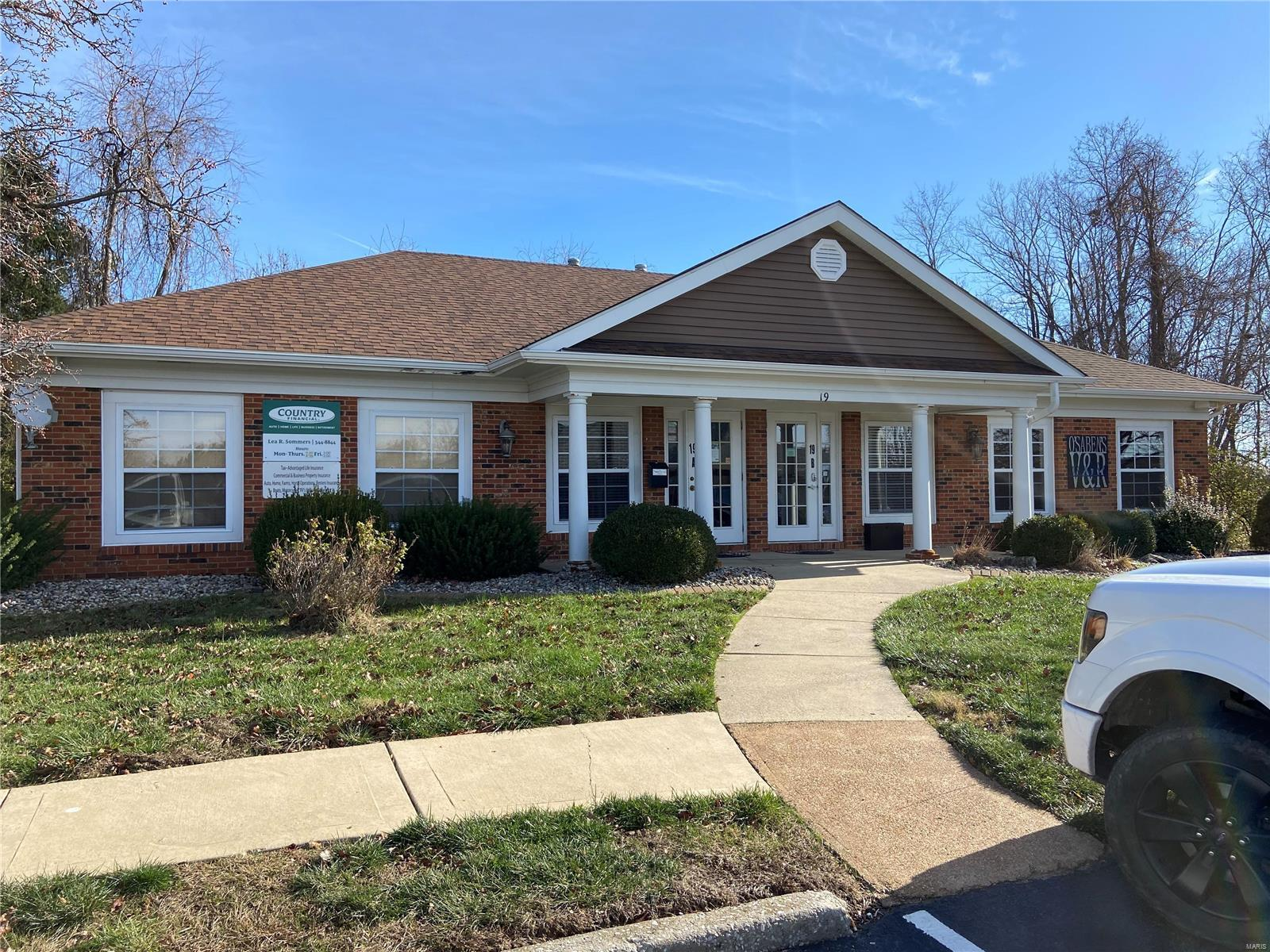 19 Professional Park Drive #A & B Property Photo - Maryville, IL real estate listing