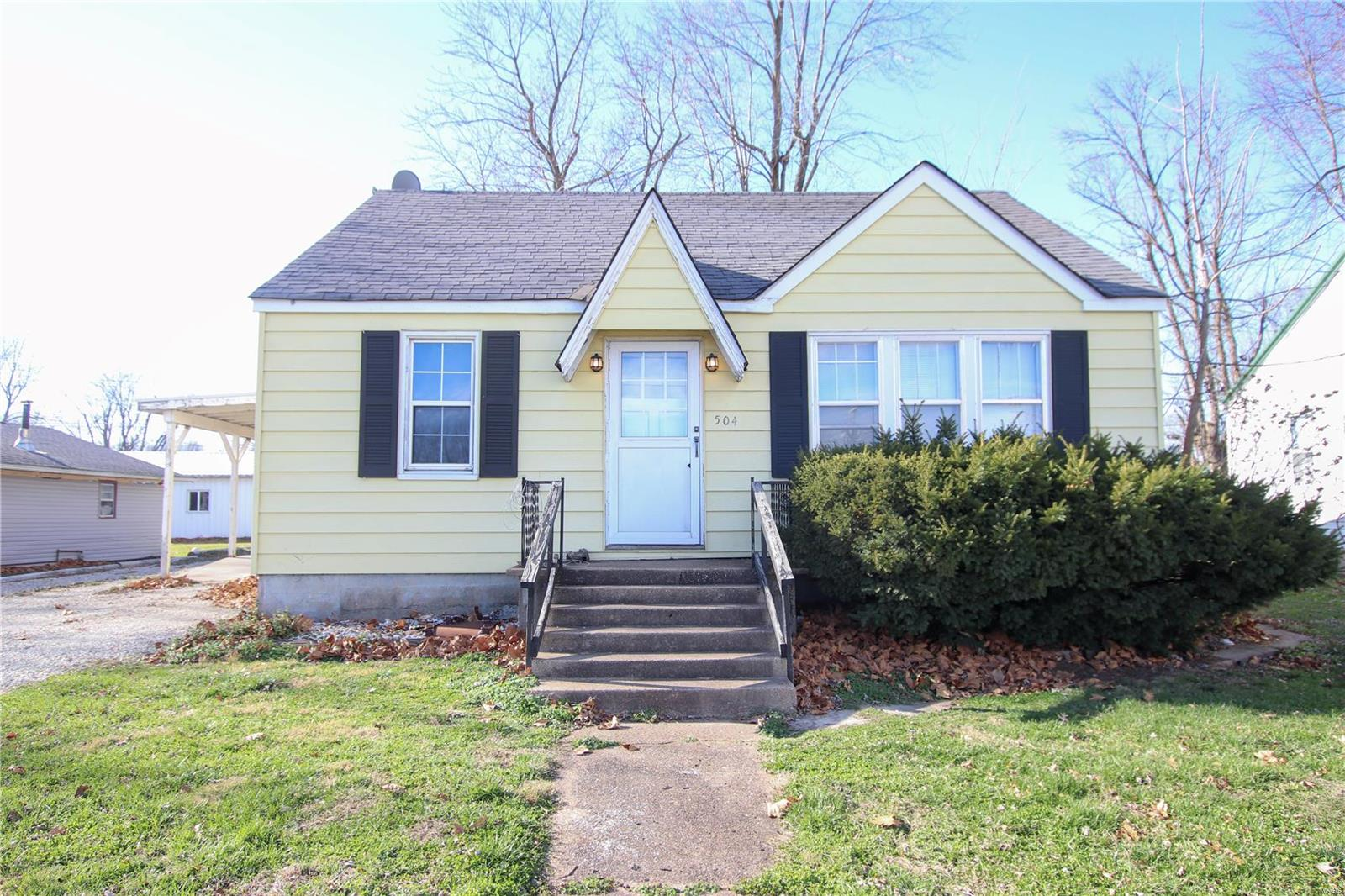 504 Johnson Avenue Property Photo - Belle, MO real estate listing