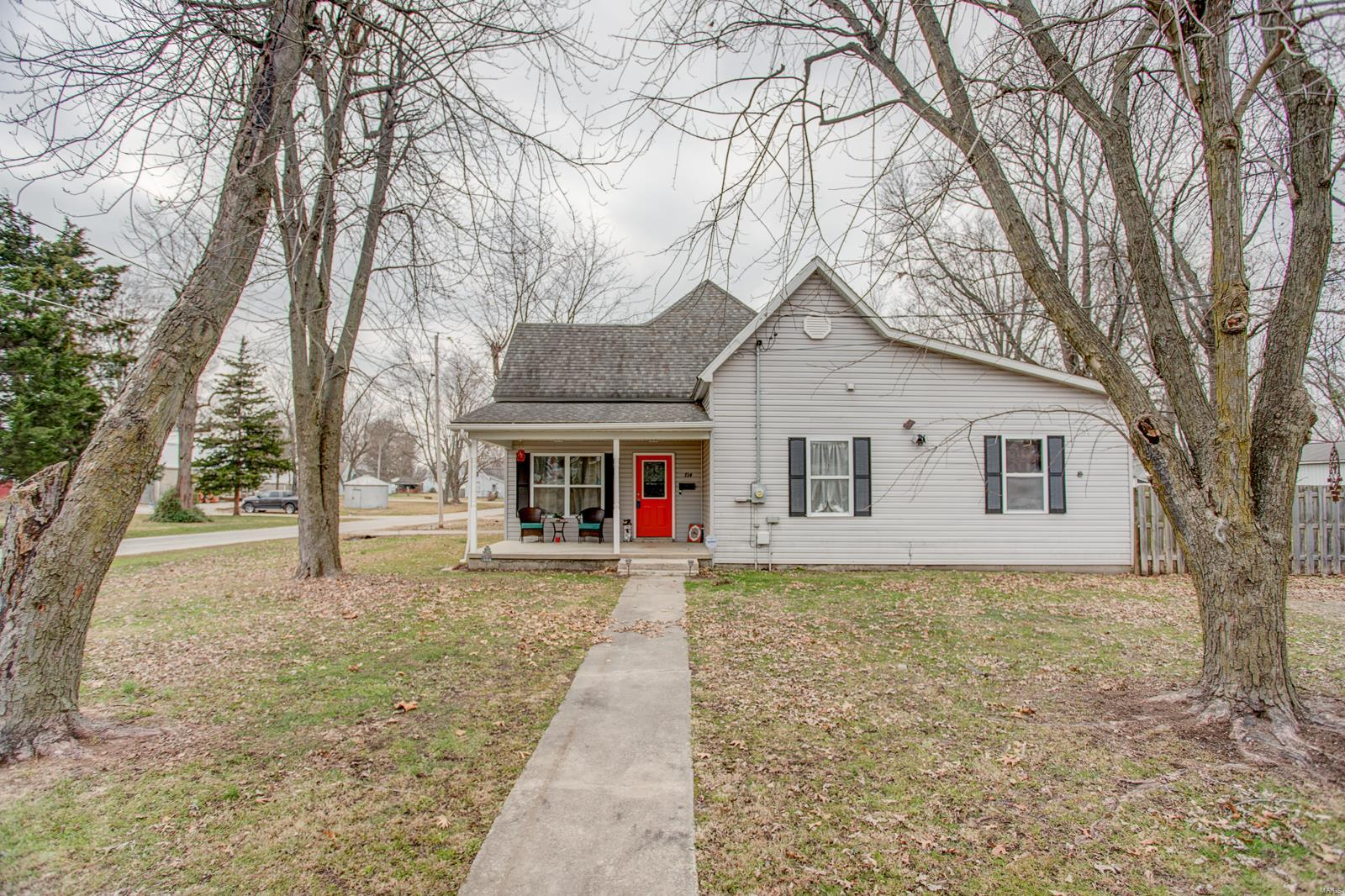 714 S Bess Avenue Property Photo - Marissa, IL real estate listing