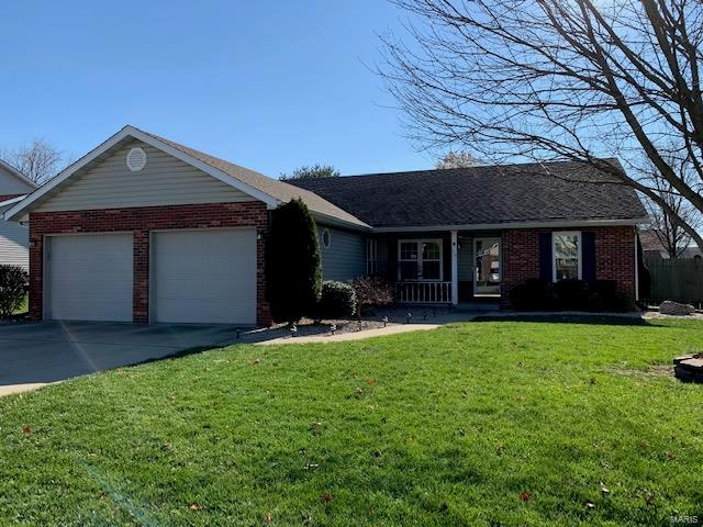 610 Baron Drive Property Photo - Swansea, IL real estate listing