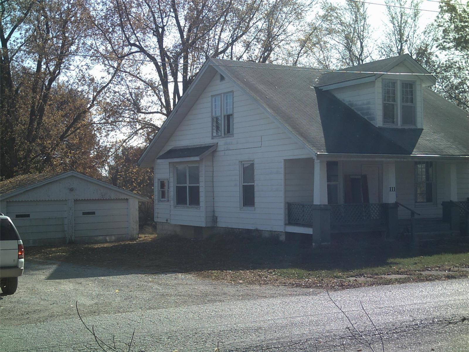 111 Southeast St. Property Photo - Wellsville, MO real estate listing