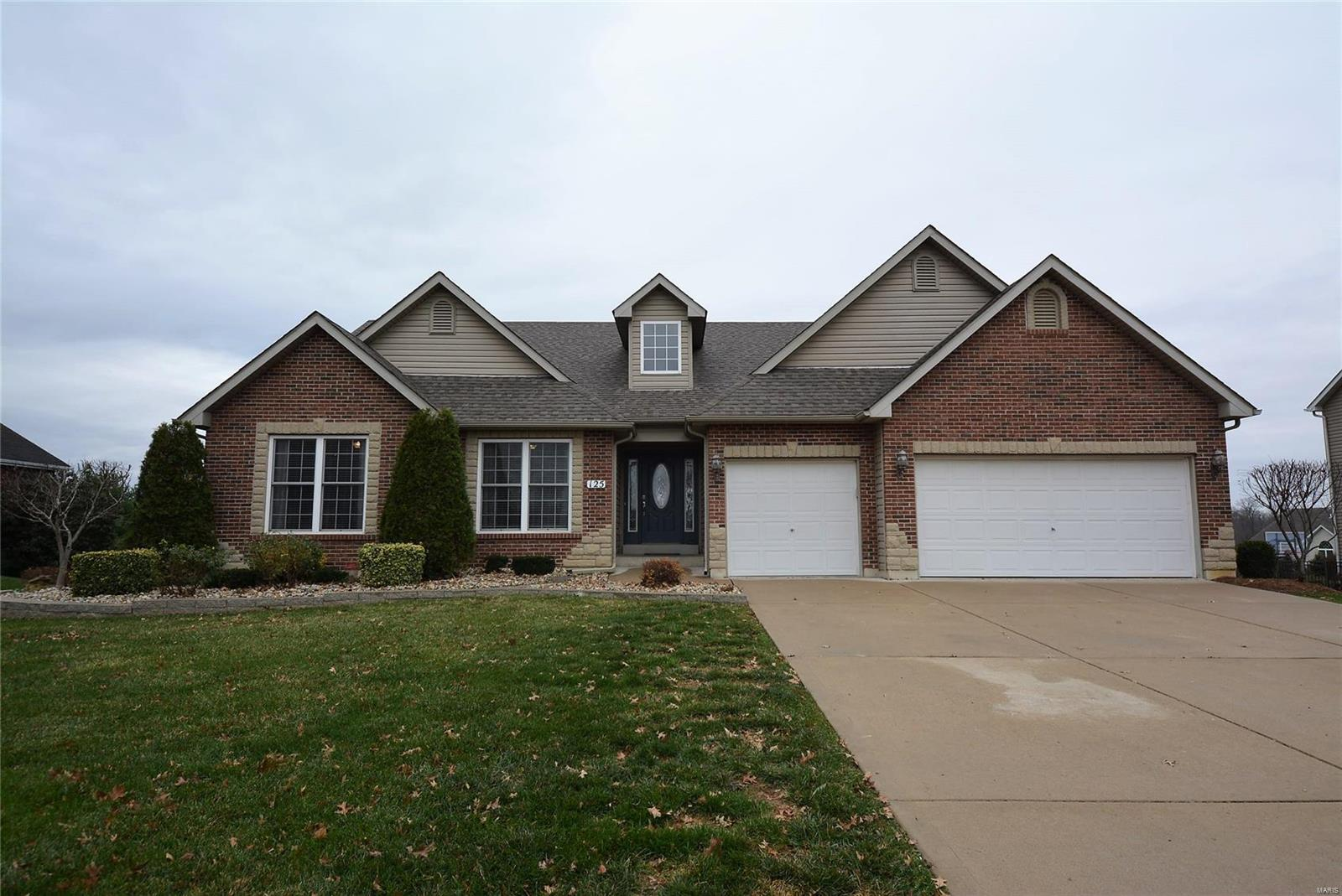 125 Westborough Drive Property Photo - Troy, MO real estate listing