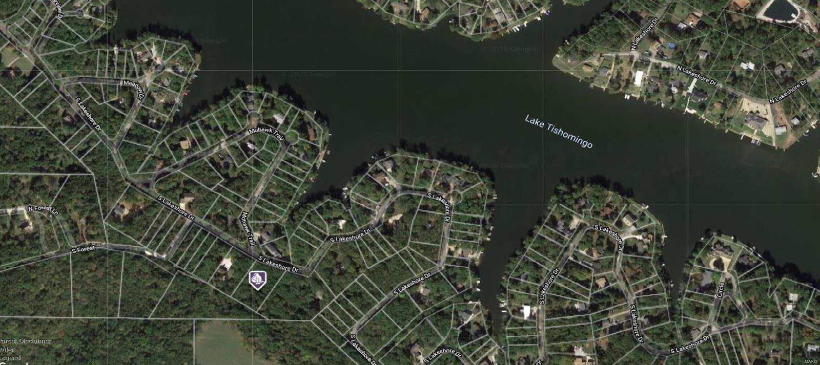 1 Acre South Lakeshore Drive Property Photo - Hillsboro, MO real estate listing