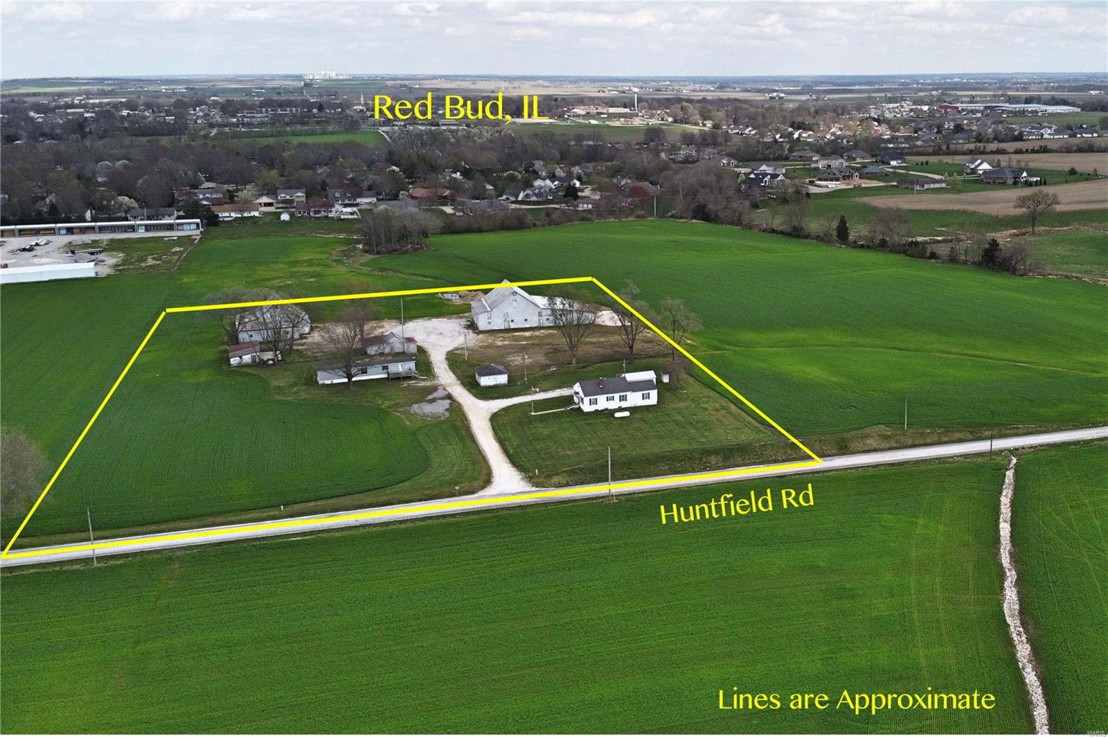 10918 Huntfield Road Property Photo - Red Bud, IL real estate listing