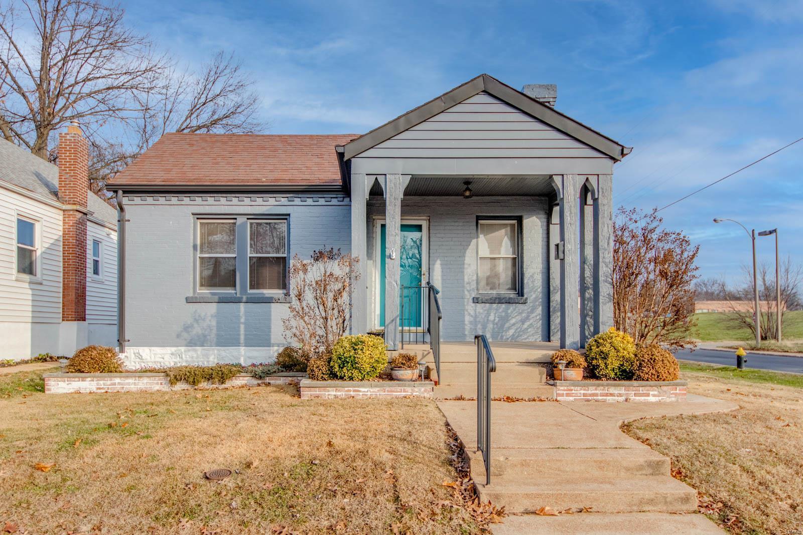 6201 Bradley Property Photo - St Louis, MO real estate listing