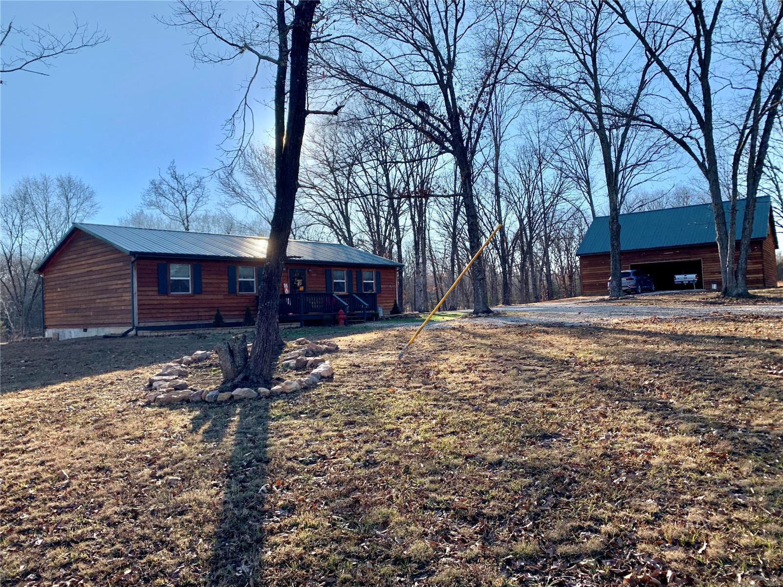 4577 BARNHART Property Photo - Bland, MO real estate listing