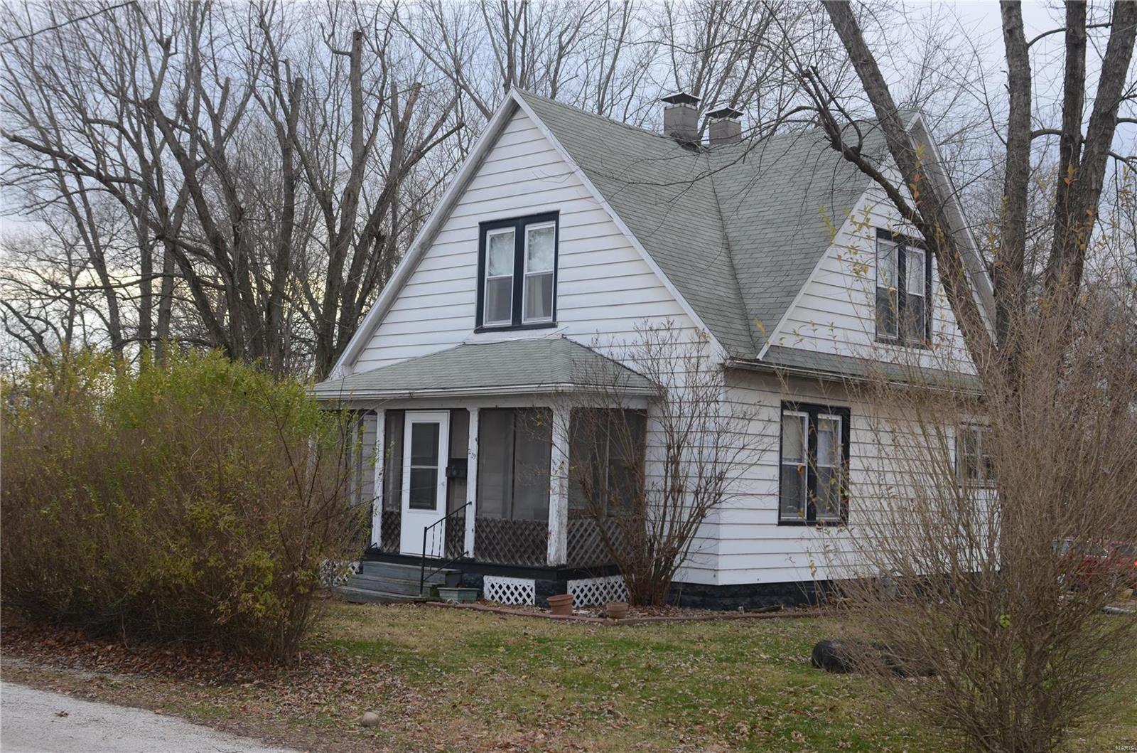239 Bowles Street Property Photo - Hillsboro, IL real estate listing