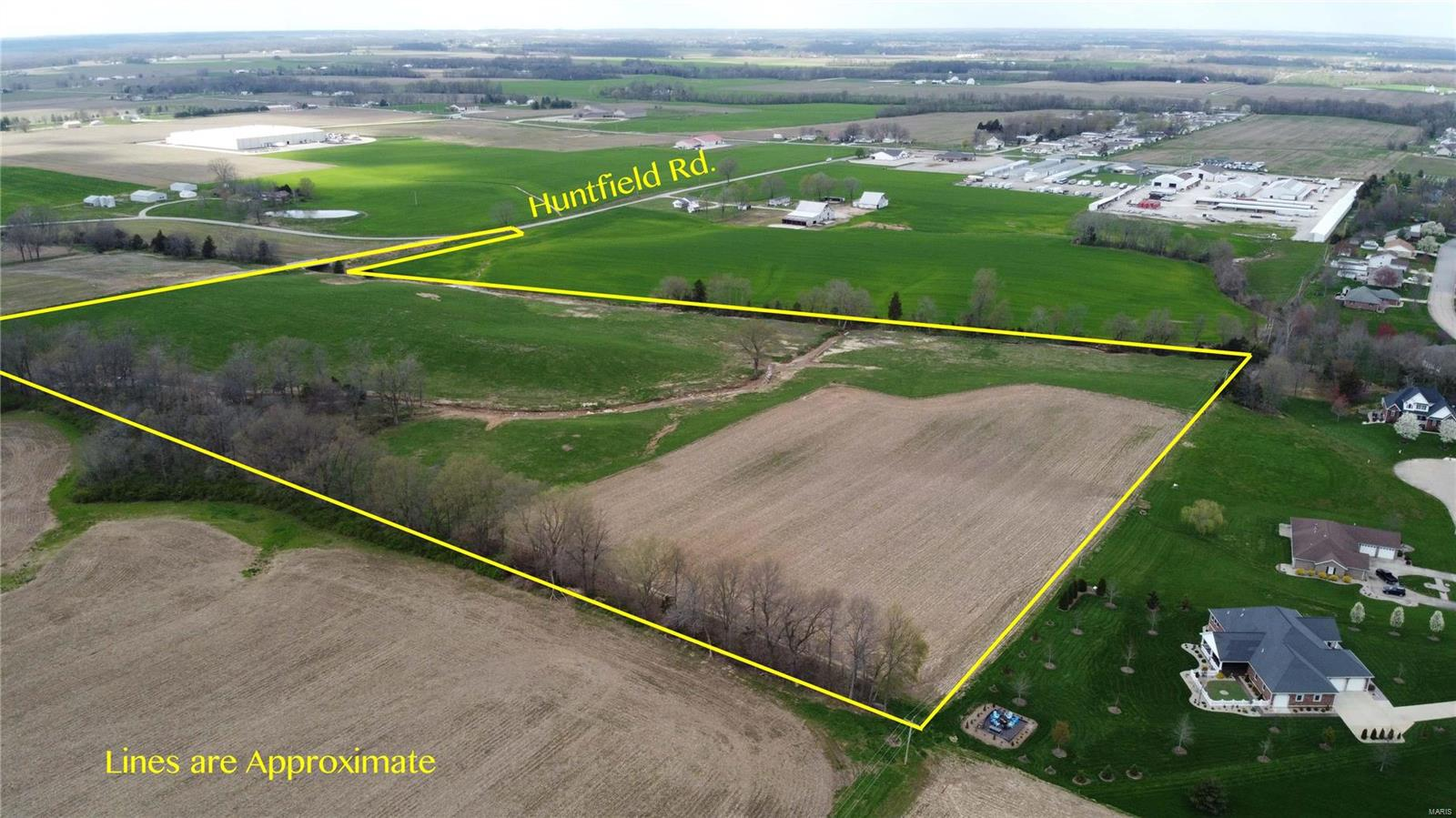 0 00 Huntfield Dr Property Photo - Red Bud, IL real estate listing