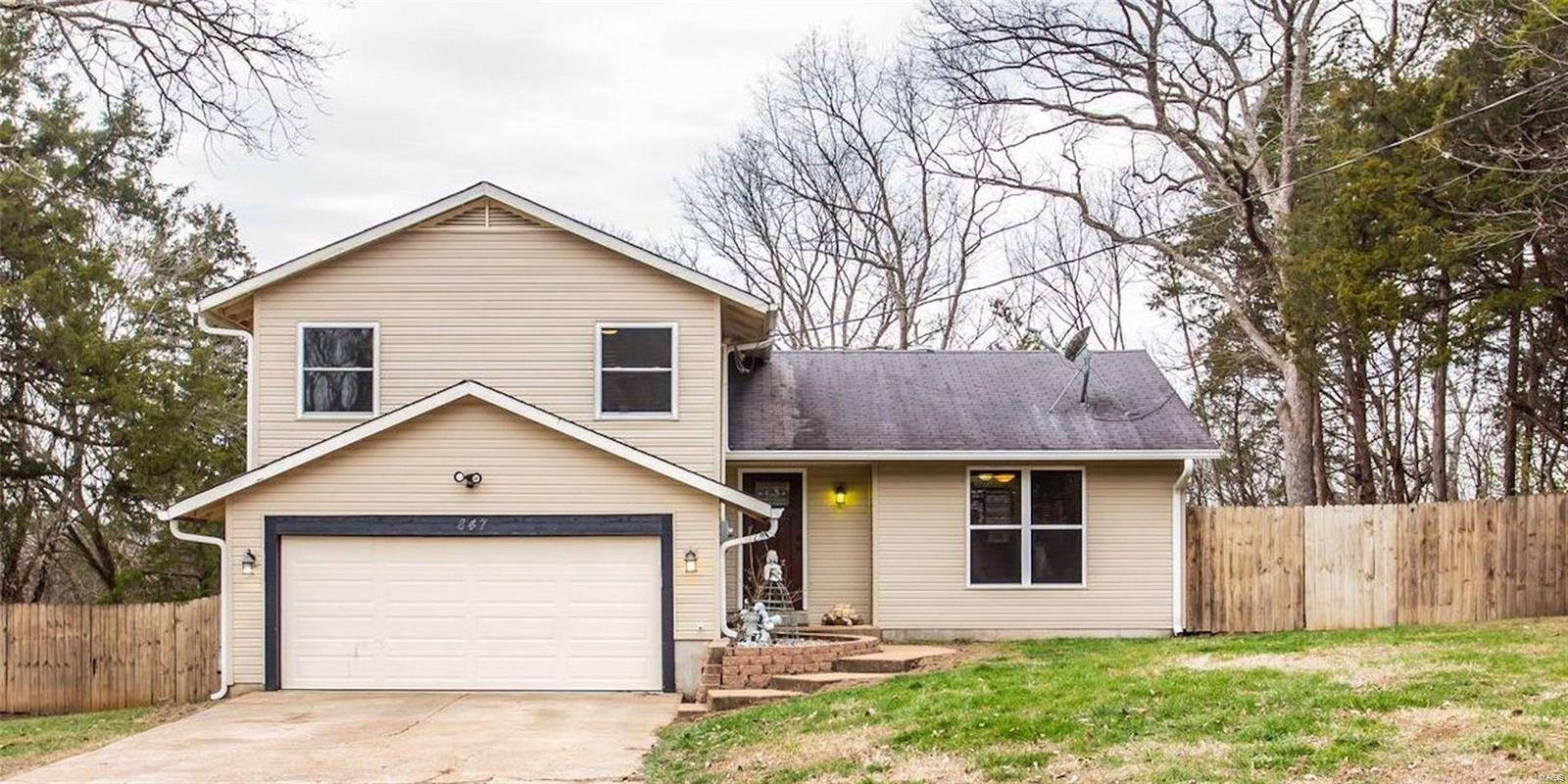 847 Woodland Hills Dr. Property Photo - Robertsville, MO real estate listing