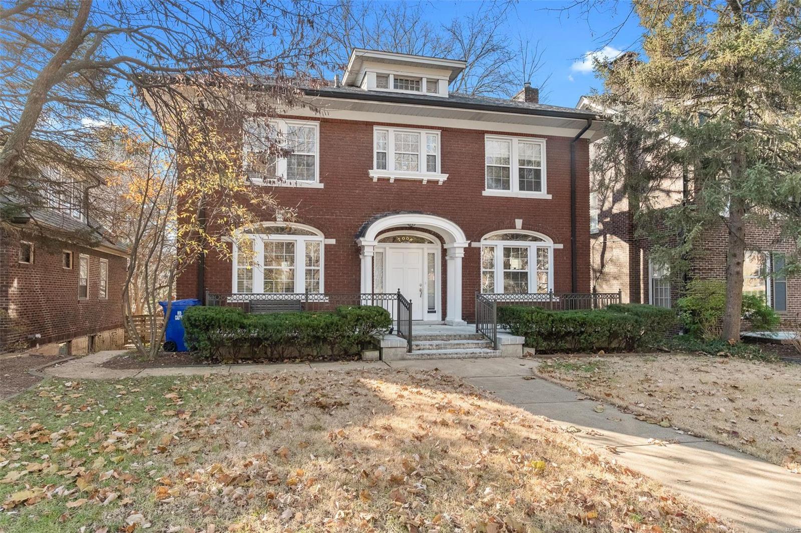 7008 Kingsbury Property Photo - St Louis, MO real estate listing