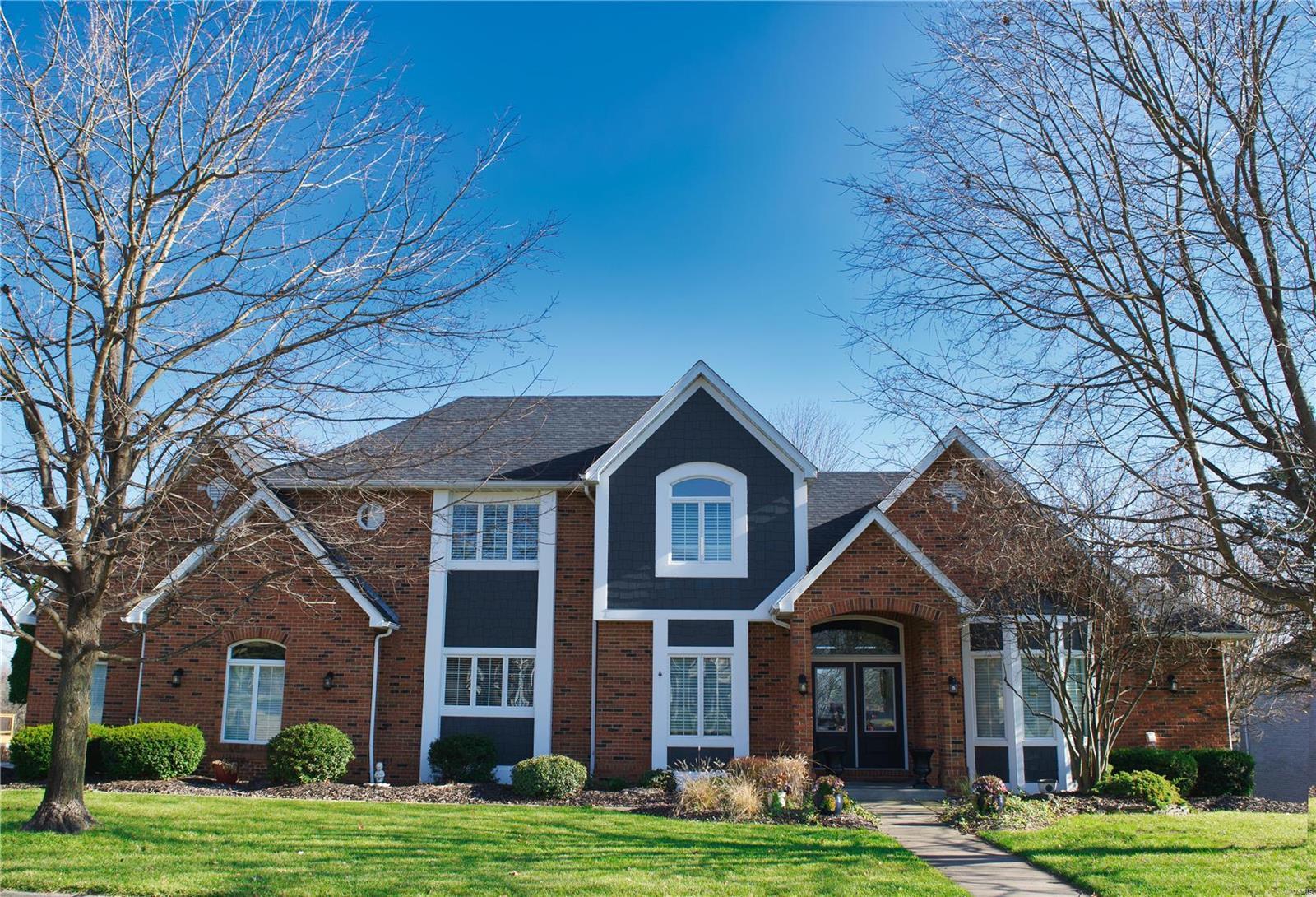 112 Sherwood Drive Property Photo - Glen Carbon, IL real estate listing