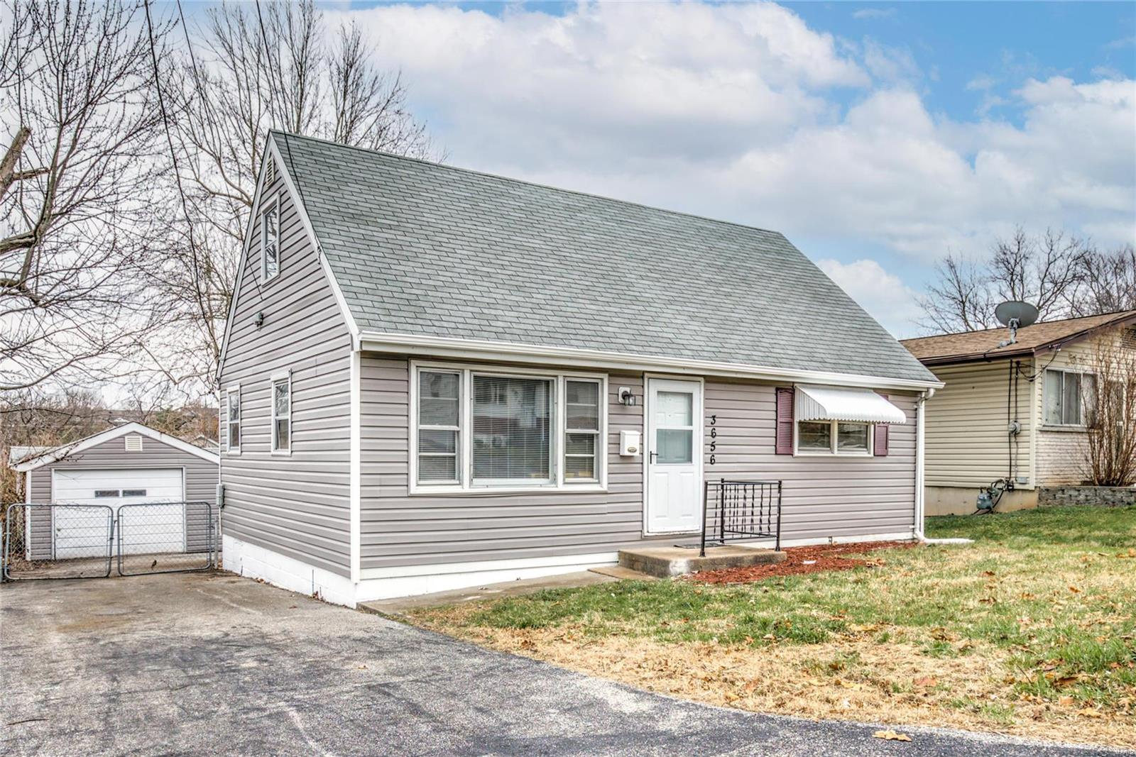 3656 High Drive Property Photo - St Ann, MO real estate listing